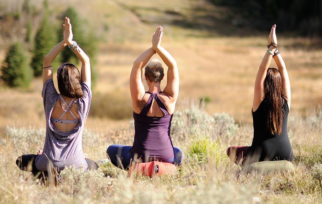 Women in Yoga
